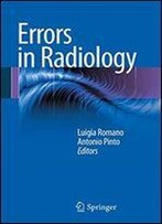 Errors In Radiology