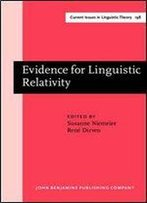 Evidence For Linguistic Relativity