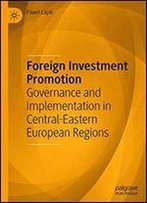 Foreign Investment Promotion: Governance And Implementation In Central-Eastern European Regions