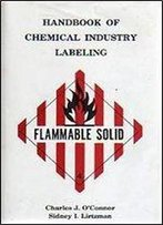Handbook Of Chemical Industry Labeling