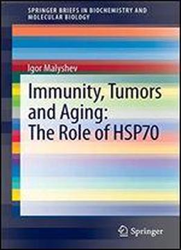Immunity, Tumors And Aging: The Role Of Hsp70: The Role Of Hsp70 (springer Briefs In Biochemistry And Molecular Biology)
