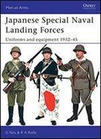 Japanese Special Naval Landing Forces: Uniforms And Equipment 193245