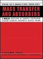 Mass Transfer And Absorbers