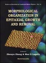 Morphological Organization In Epitaxial Growth And Removal
