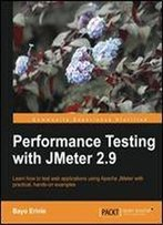 Performance Testing With Jmeter 2. 9