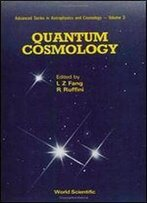 Quantum Cosmology (Advanced Astrophysics And Cosmology)
