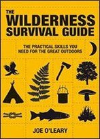 The Wilderness Survival Guide: Techniques And Know-How For Surviving In The Wild