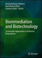 Bioremediation And Biotechnology: Sustainable Approaches To Pollution Degradation