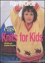 Easy Knits For Kids