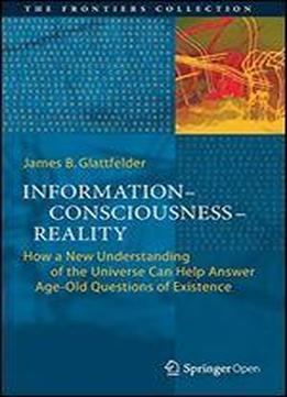 Informationconsciousnessreality: How A New Understanding Of The Universe Can Help Answer Age-old Questions Of Existence