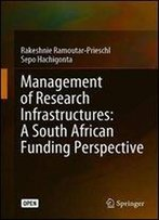 Management Of Research Infrastructures: A South African Funding Perspective