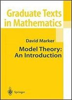 Model Theory : An Introduction