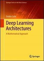 Deep Learning Architectures: A Mathematical Approach