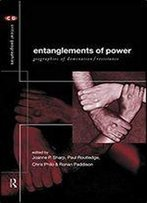 Entanglements Of Power: Geographies Of Domination/Resistance (Critical Geographies)