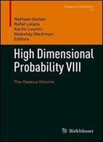 High Dimensional Probability Viii: The Oaxaca Volume