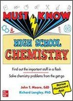 Must Know High School Chemistry