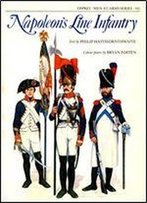 Napoleon's Line Infantry (Men-At-Arms Series 141)