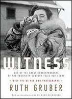 Witness (Schocken Paperbacks On Judaica)