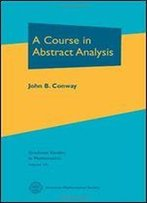 A Course In Abstract Analysis