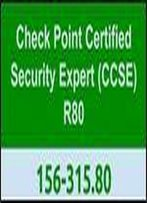 Check Point Certified Security Expert (Ccse) R80 10