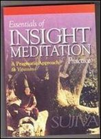 Essentials Of Insight Meditation Practice: A Pragmatic Approach To Vipassana