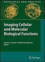 Imaging Cellular And Molecular Biological Functions (Principles And Practice)
