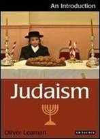Judaism: An Introduction (Introductions To Religion)