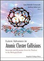 Latest Advances In Atomic Cluster Collisions: Structure And Dynamics From The Nuclear To The Biological Scale