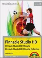 Pinnacle Studio Hd, Version 15