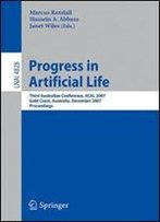 Progress In Artificial Life (Lecture Notes In Computer Science)