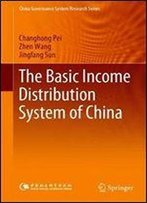 The Basic Income Distribution System Of China
