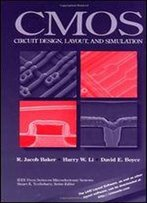 Cmos Circuit Design, Layout, And Simulation, 1st Edition