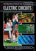 Introduction To Electric Circuits, 8th Edition