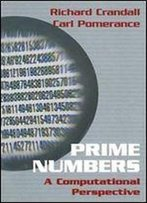 Prime Numbers: A Computational Perspective, 1st Edition
