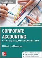 Corporate Accounting, 2nd Edn
