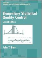 Elementary Statistical Quality Control (2nd Edition)