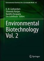 Environmental Biotechnology Vol. 2
