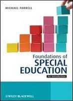 Foundations Of Special Education: An Introduction