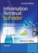 Information Retrieval: Scifinder