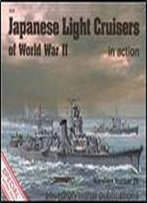 Japanese Light Cruisers Of World War Ii In Action (Squadron Signal 4025)