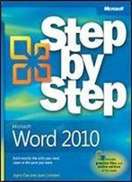 Microsoft Word 2010 (Step By Step)