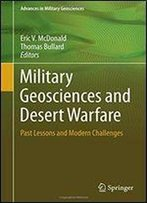 Military Geosciences And Desert Warfare: Past Lessons And Modern Challenges
