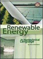 Renewable Energy In Nontechnical Language